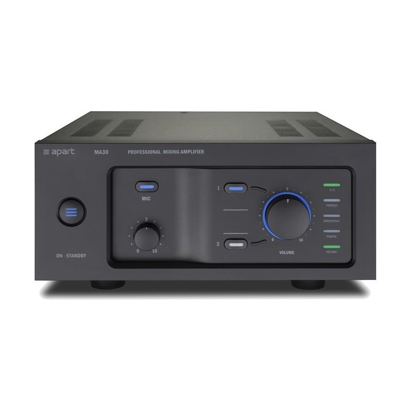MA30 APART Ampli-Mélangeur 30 W/100 V
