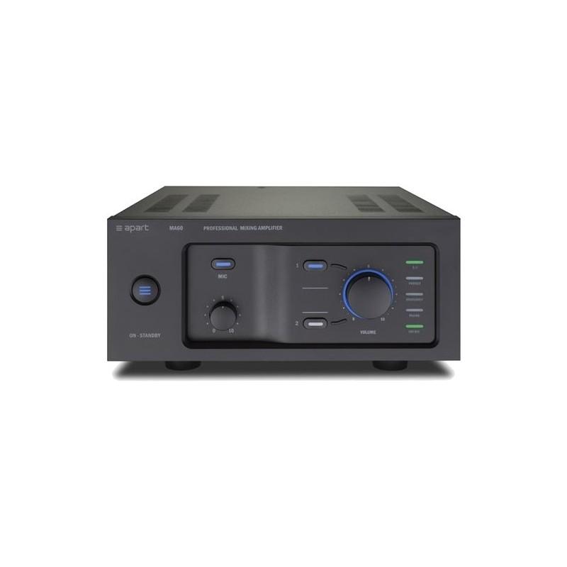 MA60 APART Ampli-Mélangeur 60 W/100 V