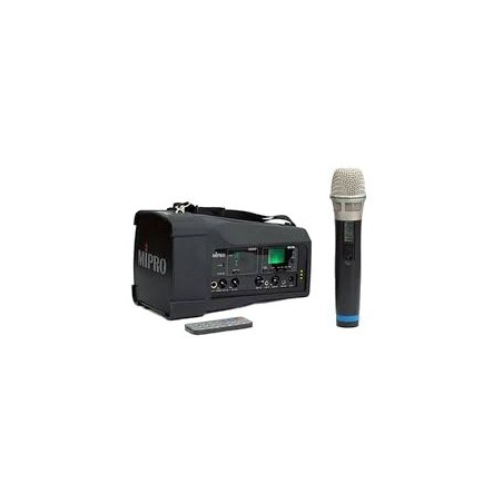 MA-100SB N1 Sonorisation Portable 50W + 1 micro sans fil
