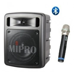 MA-303SB N1 Sonorisation portable 60 W + 1 micro sans fil MIPRO