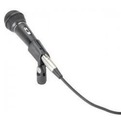 Microphone à condensateur à main filaire