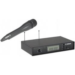 Ensemble UHF récepteur et micro main MW1-HTX-F2/RX-F2 Bosch
