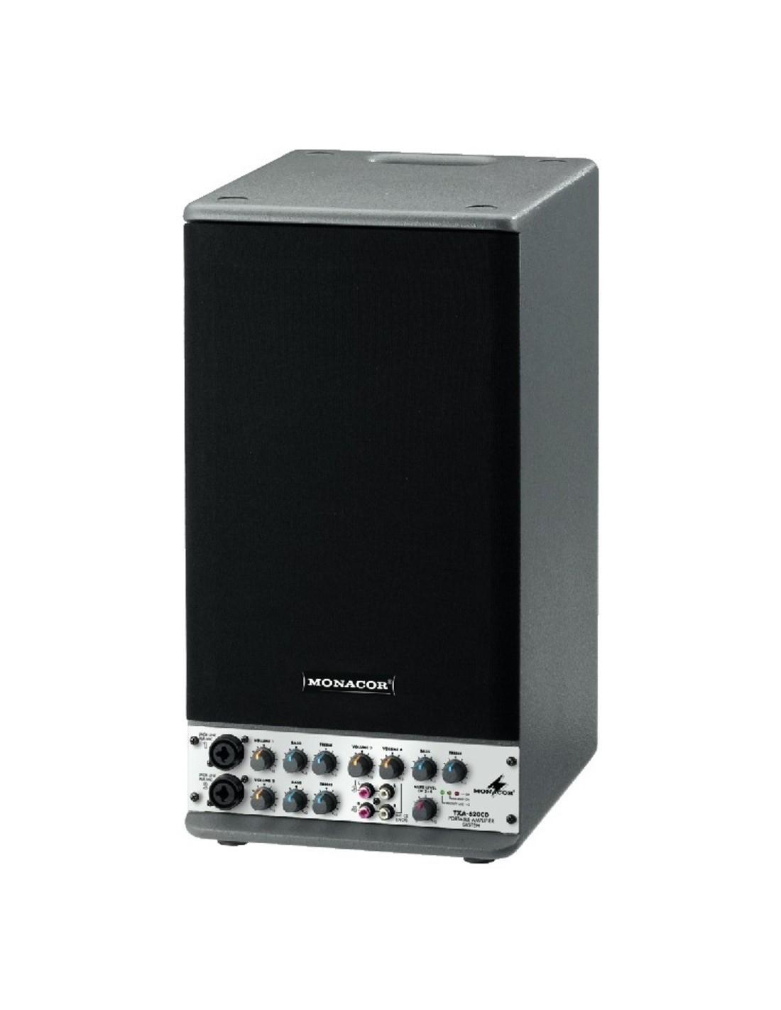sonorisation portable professionnelle txa 620cd. Black Bedroom Furniture Sets. Home Design Ideas
