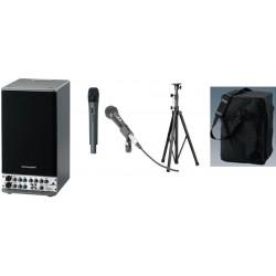 Sonorisation portable autonome TXA-620CD