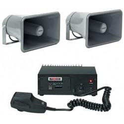 PACK 40 RONDSON Sonorisation de véhicule 40 W