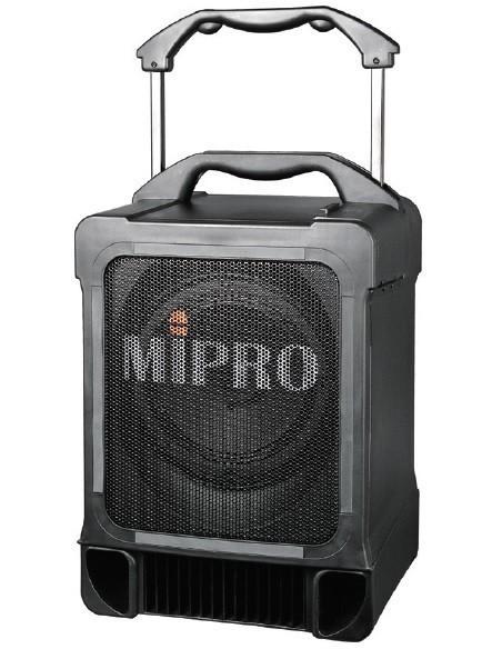 MA-707 PACK Sonorisation portable 100 W + micro à fil MIPRO