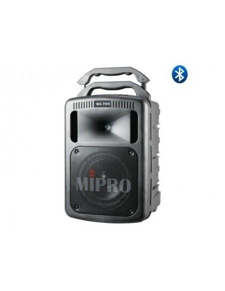 MA-708 PACK Sonorisation Portable 190 W + 1 micro à fil MIPRO